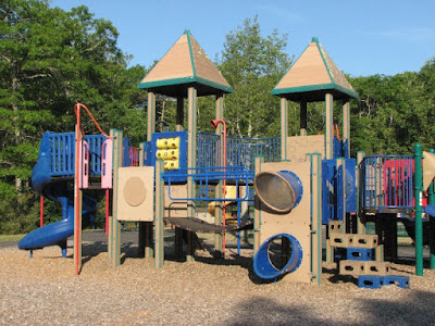 Adventure Playground Sandwich Play Area