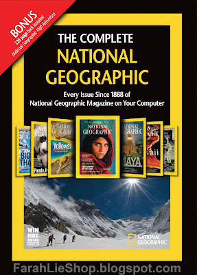 National Geographic terlengkap