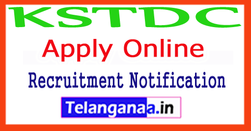 KSTDC Karnataka State Tourism Development Corporation Recruitment Notification 2017 Apply