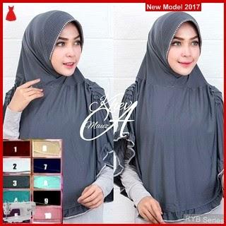 RYB104B Kerudung Jilbab Cantik Hazna Murah Syar BMG Online Shop