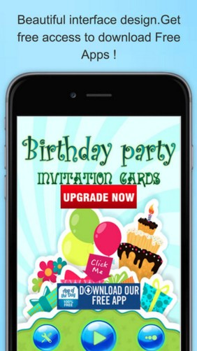 Ios app of the day best happy birthday greeting card maker app need to send a rush greeting card to a friend or holiday wishes to a relative halfway around the world a wealth of mobile apps can do the job for you m4hsunfo