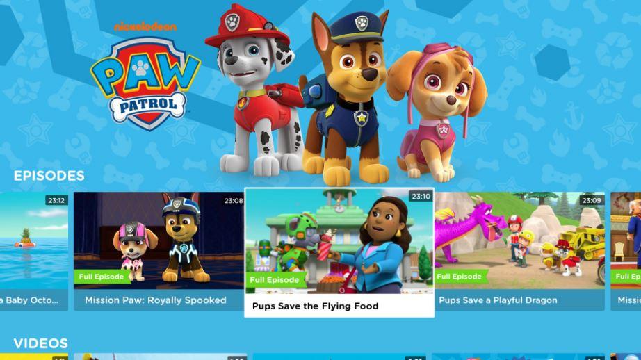 NickALive!: Nickelodeon USA Launches Award-winning Nick App