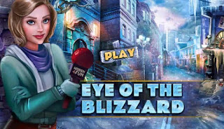 Eye of the Blizzard Hidden Object Games