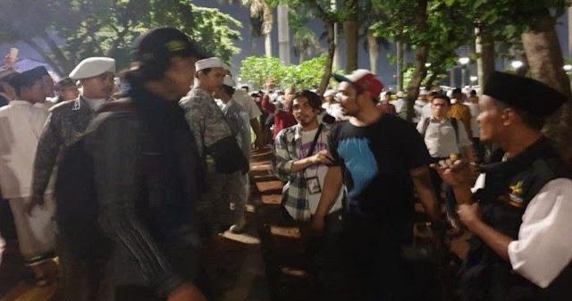 AJI Jakarta Kecam Kekerasan Terhadap Jurnalis Saat Munajat 212