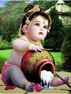 Holi Diwali Status God Krishna Bal Gopal Best Hd High Definition