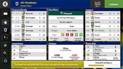Football Manager Mobile 2016 v7.0.1 Apk Data Latest Version2