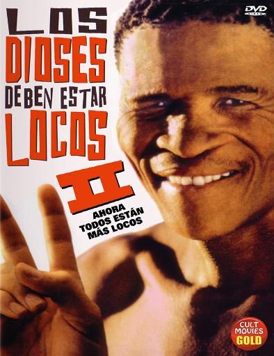 Ver Los dioses deben estar locos 2 (1989) Online