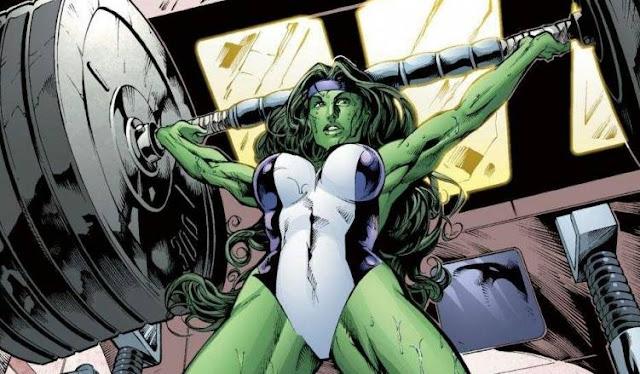 asal-usul dan kekuatan She-Hulk adalah siapa she hulk