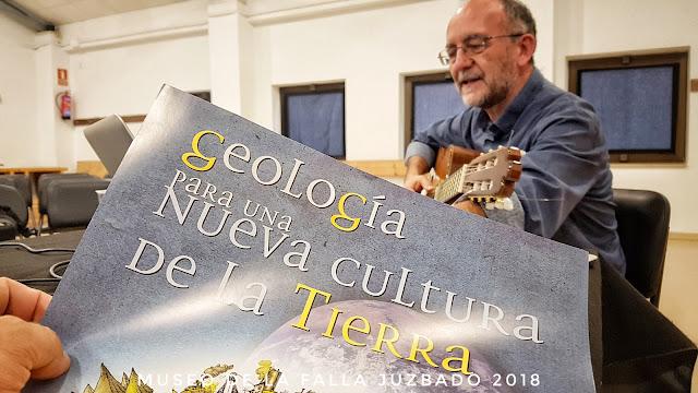 Juzbado, Geología, Museo de la Falla
