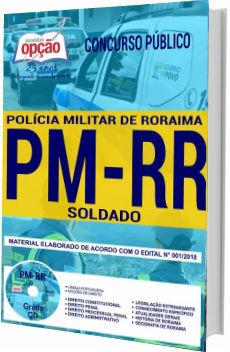 Apostila PM-RR 2018 Soldado