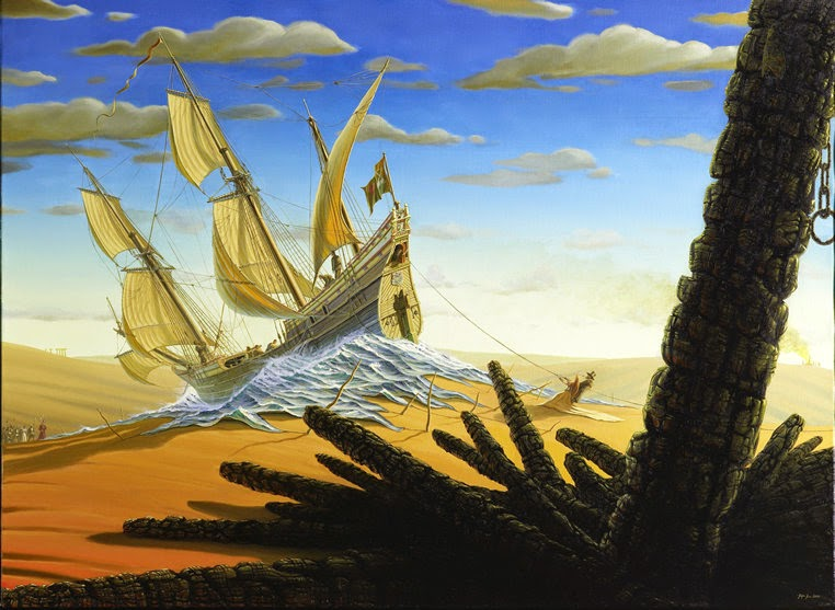 15-Jürgen-Geier-Ships-and-Maritime-Surreal-Paintings-www-designstack-co