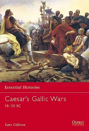 Caesar's Gallic Wars 58–50 BC