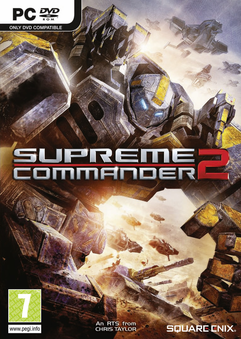 Supreme Commander 2 PC Full Español [MEGA]