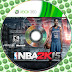Label NBA 2K15 Xbox 360