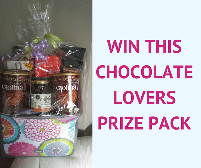 Chocolate Lovers Gift Basket Prize Pack!