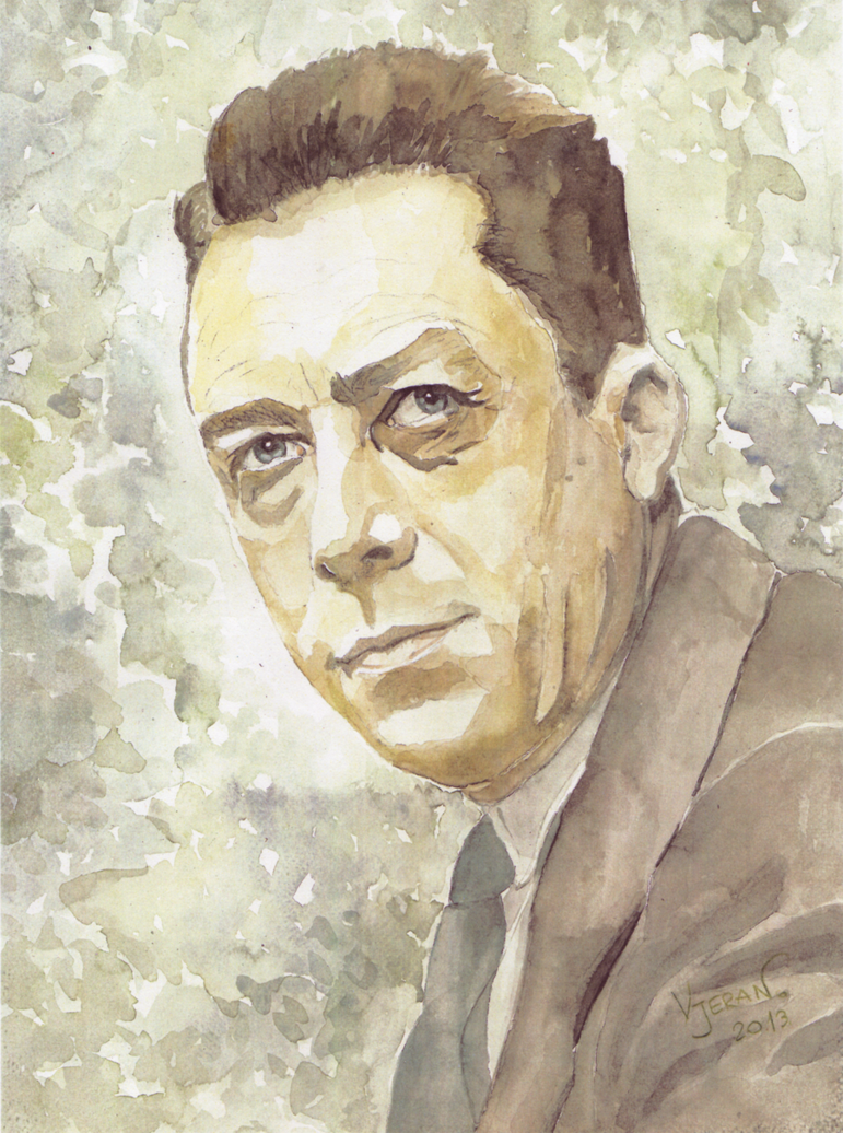 what are albert camus in the Albert camus (pronounced kam-oo) (november 7, 1913- january 4, 1960) was a french author and philosopher and one of the principal luminaries (with.