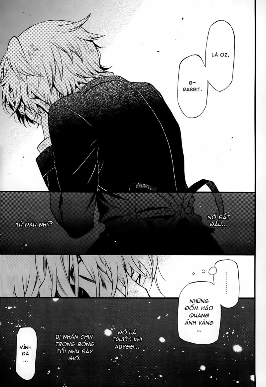 Pandora Hearts chương 071 - retrace: lxxi black rabbit trang 6