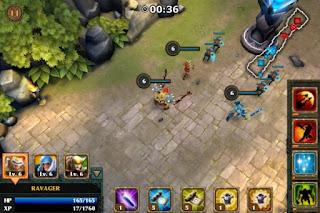 Legendary Heroes MOD Apk+Data (OBB) Full Characters Unlocked Terbaru Gratis
