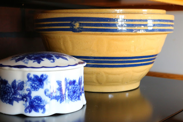 Are You Ready? Beautiful Blue Bowls, Living From Glory To Glory Blog