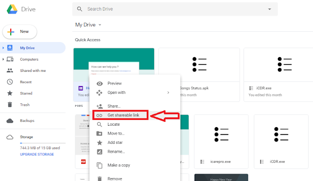 Google Drive Generate Direct Download Link Of Your File