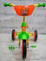 Sepeda Roda Tiga PMB BMX 919 Safari