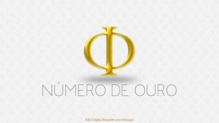 Wallpaper matemático 9: Número de ouro