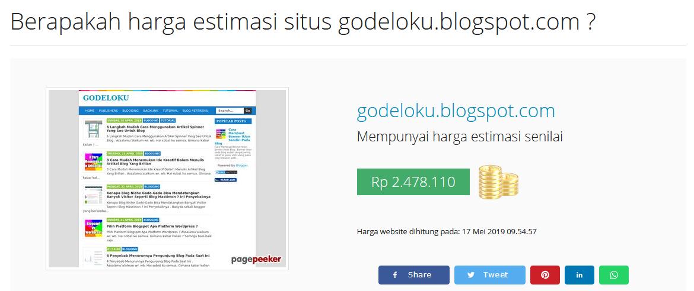 Ini Dia Situs Pengecek Harga Jual Beli Website Atau Blog