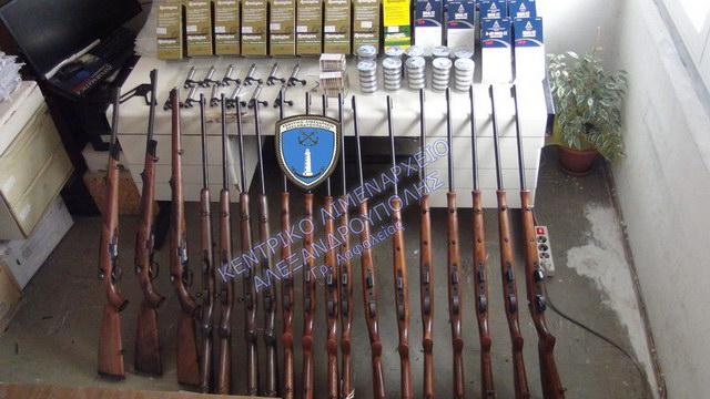 Συνελήφθησαν στην Αλεξανδρούπολη Κούρδοι (και όχι τζιχαντιστές) με βαρύ οπλισμό