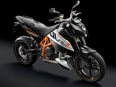 New KTM 690 Hd Picture 5