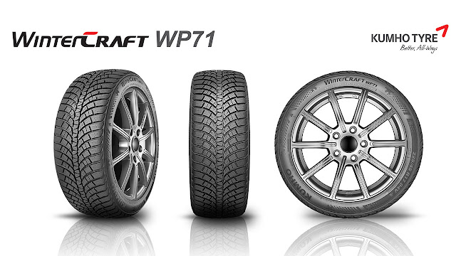 Kumho to exhibit many new products at REIFEN, Essen - stand A40, hall 3, May 24-27
