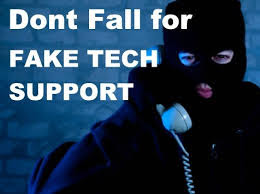 "Protecting Yourself From Fake Technical Support ""Technicians"""
