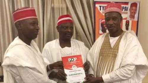 Why I Want My Son-in-law To Be Kano Governor - Kwankwaso