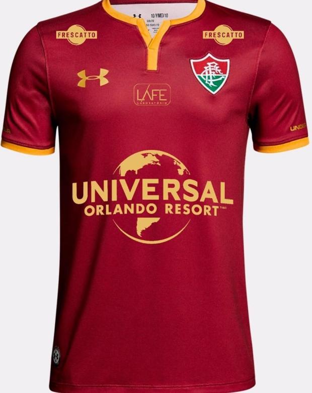 Fluminense anuncia novo patrocinador em sua camisa - Show de Camisas 4350a934ca8ab
