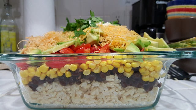 My Great Mexican spicy rice, recipe step by step