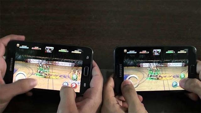 Game Multiplayer Android  yang bisa dimainkan tanpa koneksi internet