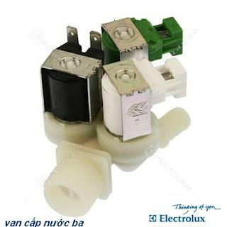 Van cấp nước 3 máy giặt Electrolux