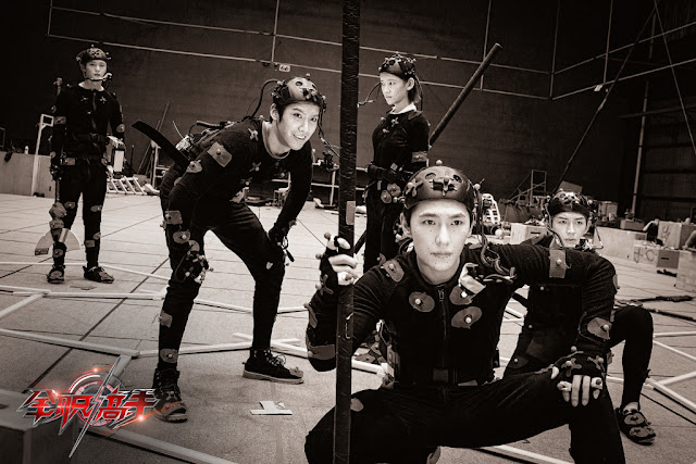 Motion Capture King's Avatar Leon Lai Yi