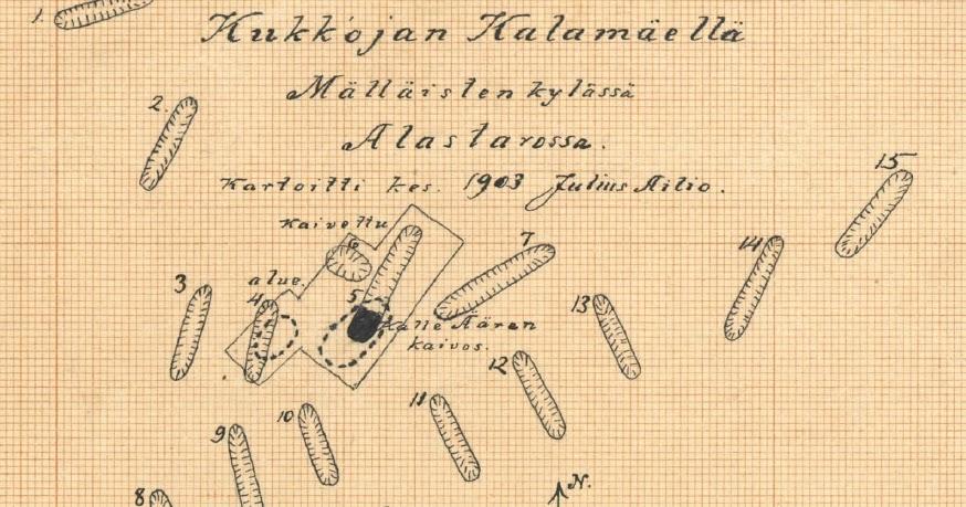 Varsinais Suomen Kulttuuriperintoblogi Alastaron Kalamaen