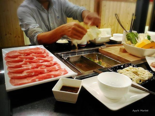 喫太宝日式鍋物