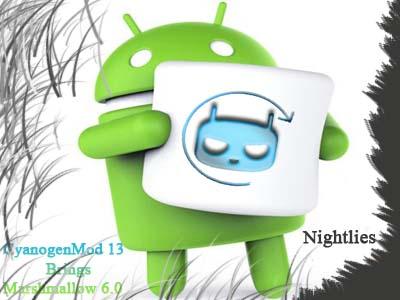 Root or jailbreak your phone: CyanogenMod 13 nightly build now