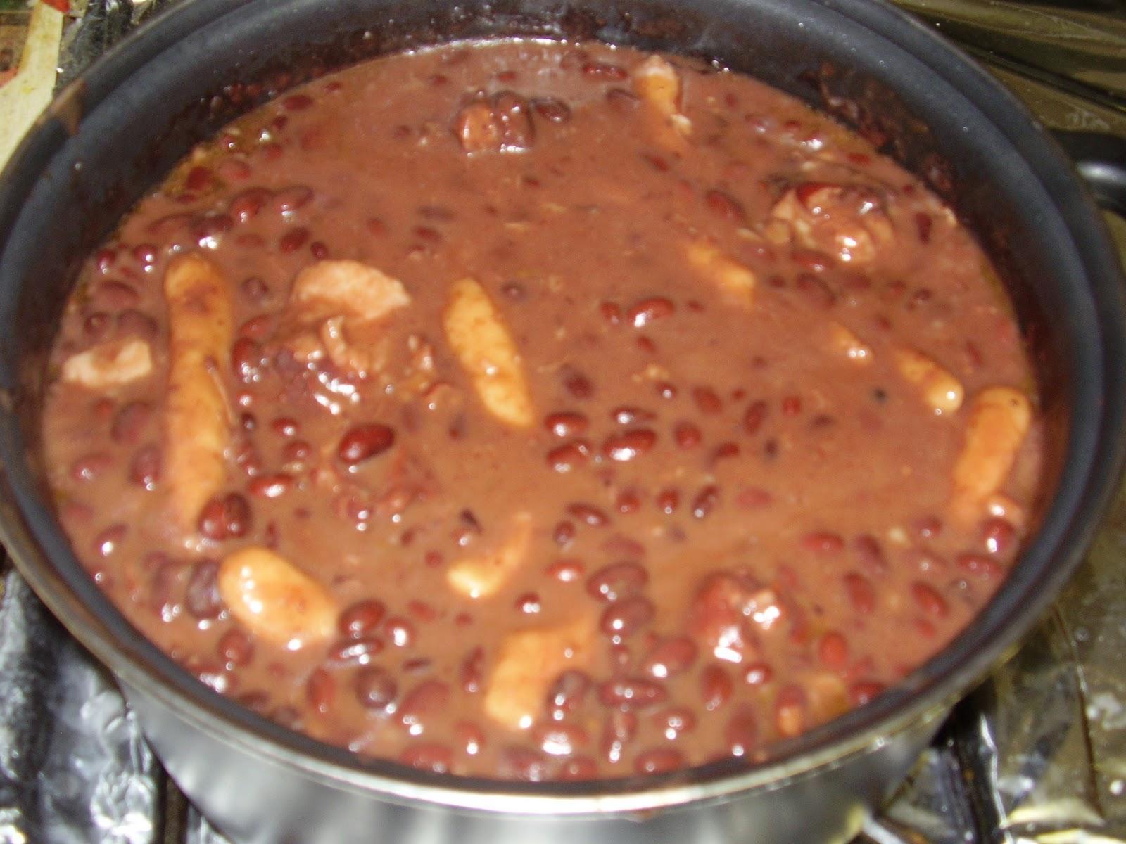 foodhedonist jamaican stewed peas