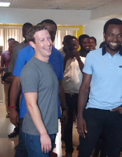 Fayose to Nigerians: You are hypocrites, you condemn me for wearing T-shirt but hailed Facebook founder, Mark Zuckerberg