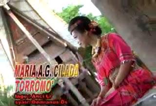 Lirik Lagu Toraja Torromo' (Maria A.G. Cilada)