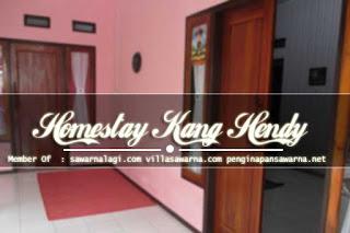 Homestay Kang Hendi