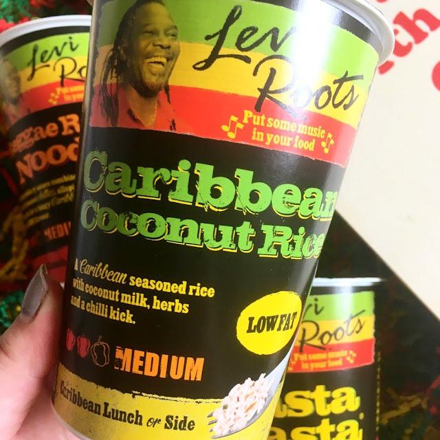 Levi RootsCaribbean Coconut Rice