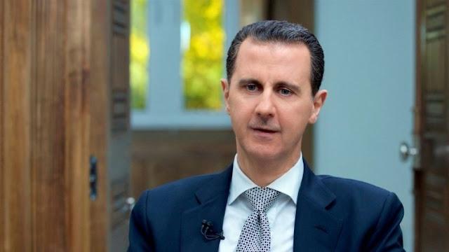 """Bashar al Assad: """"El ataque de EE.UU. no afectó las capacidades de combate del Ejército sirio"""""""