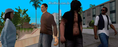 gta sa san mod anim animation fix facial face talk facetalk