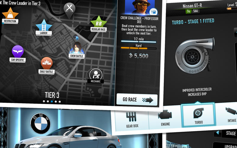 Free Download Csr Racing Game Apps For Laptop Pc Desktop