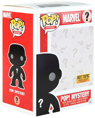 Hot Topic Exclusive Deadpool & the Mercs for Money Pop! Marvel Mystery Blind Box Vinyl Figures by Funko