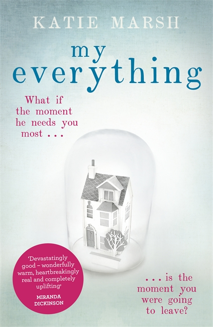 Chick Lit Central Book Review My Everything